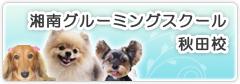 湘南グルーミングスクール秋田校